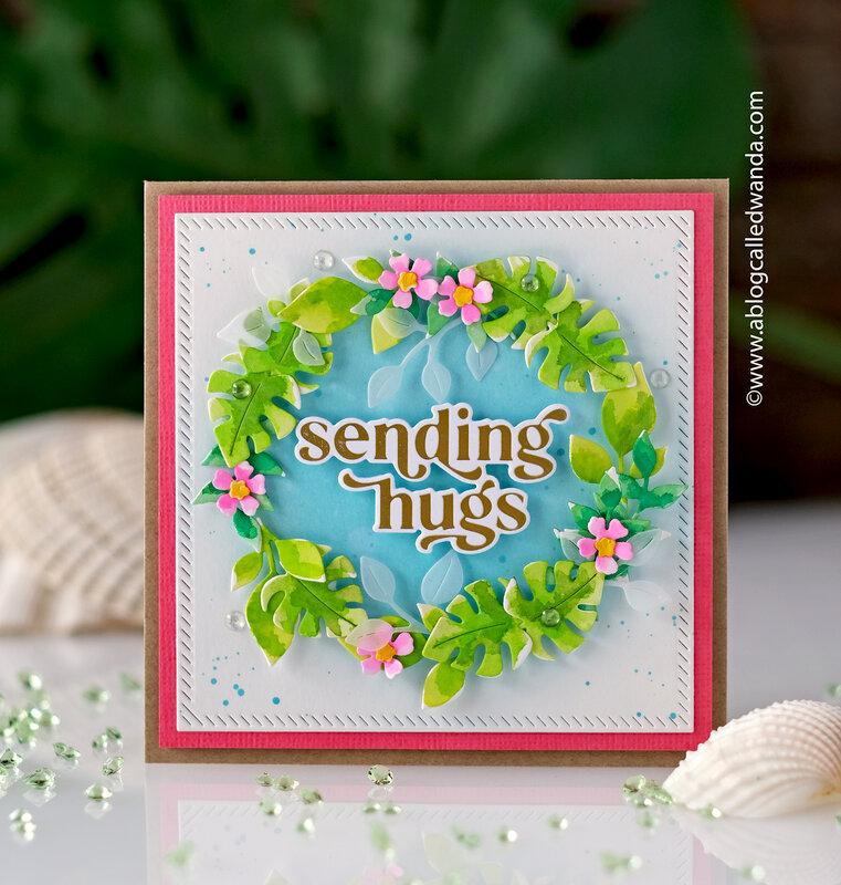 Sending Tropical Hugs!