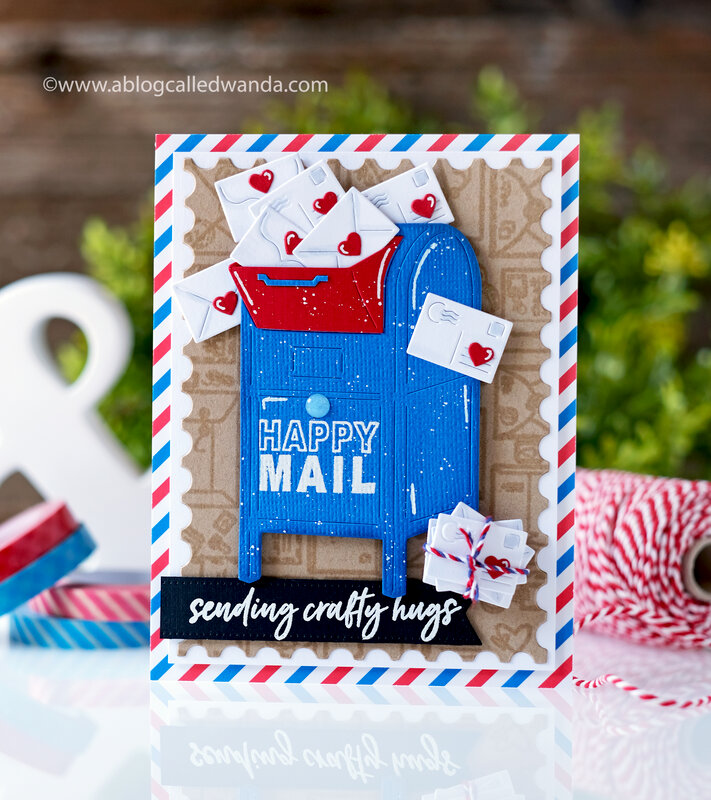 Happy Mail Card!