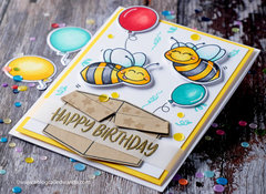 Honey Bee Happy Birthday!