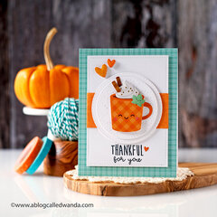 Thankful for YOU card!