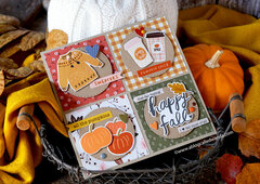 Cozy Days and Fall Feelings!