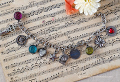 Charm Bracelet with Ideaology