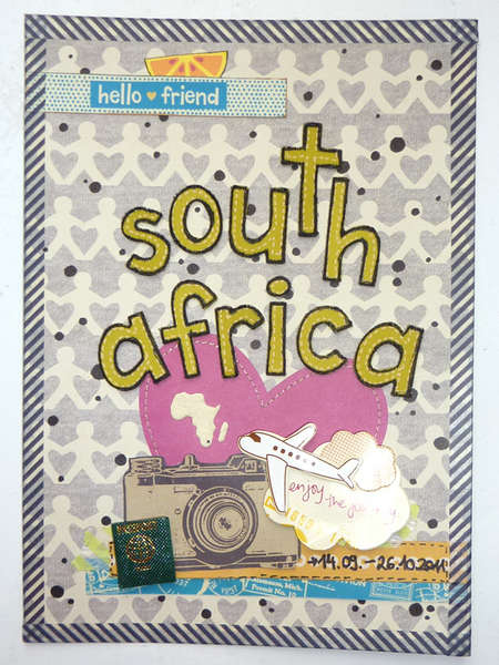 South Africa Travel Journal