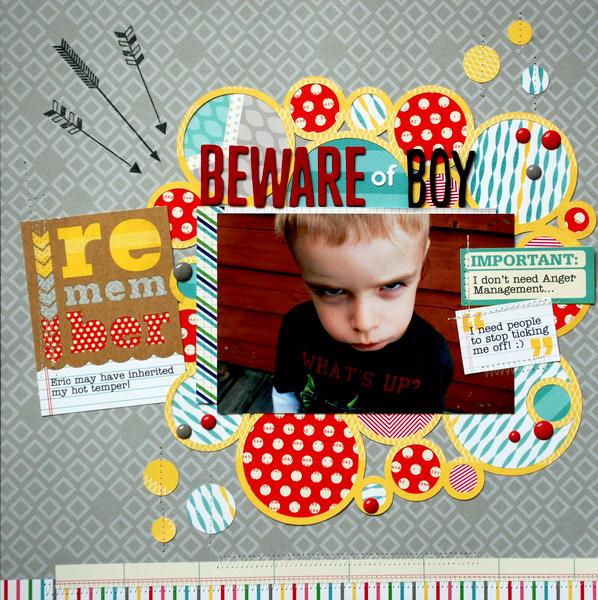 Beware of Boy