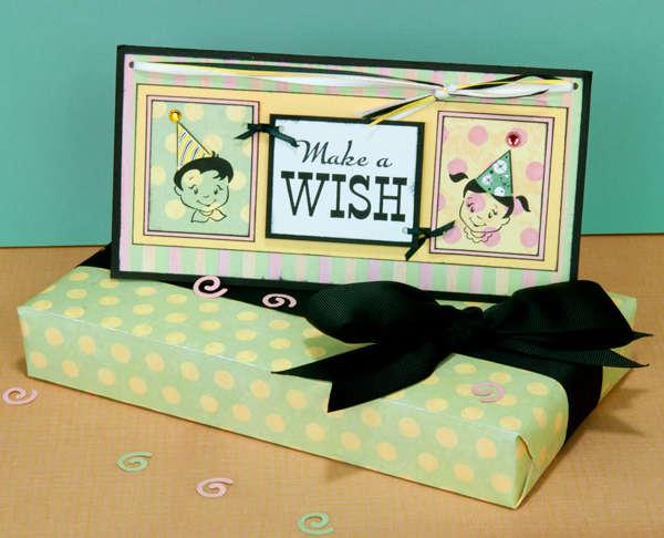 Make a Wish - by Karen Bulmahn
