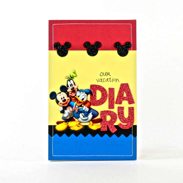 Disney Vacation Diary Designed By Elizabeth Barboza