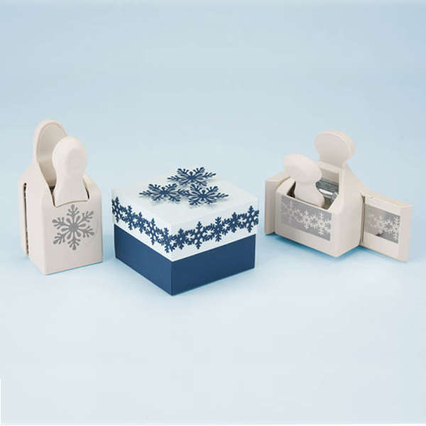 Snowflake Box Designed By Martha Stewart Crafts