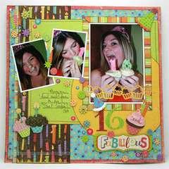 Birthday Party Sweet 16 - by Kathy Fesmire