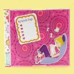 Cool Tunes CD Case  Designed By American Girl Crafts