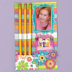 Magnetic Pencil Pocket Designed By American Girl Crafts