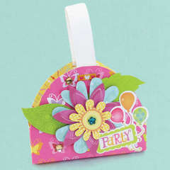 Mini Paper Purse Designed By American Girl Crafts