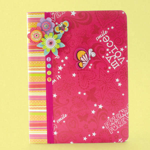 Nifty Notebook Designed By American Girl Crafts