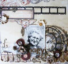 My sweet grandma <3