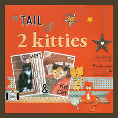 A Tail of 2 Kitties