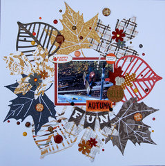 Autumn Fun (Scraplifting Ashley Horton)