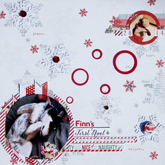 Finn's First Noel