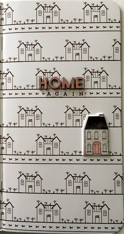 Home Again: Selections from a Traveler's Notebook