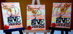 Oct 2016 ATCs: Give Thanks