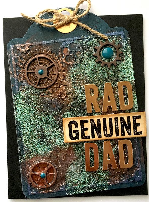 Genuine Rad Dad