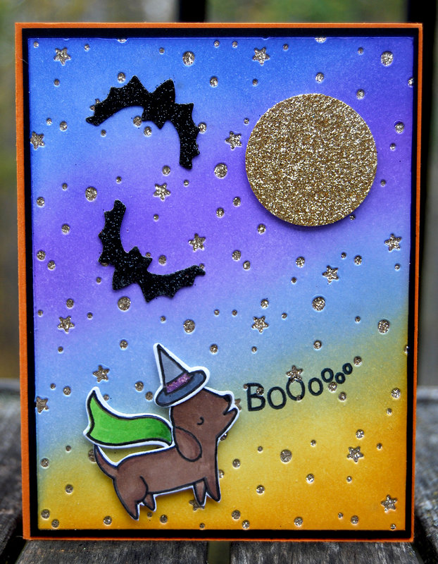 Halloween Card Two