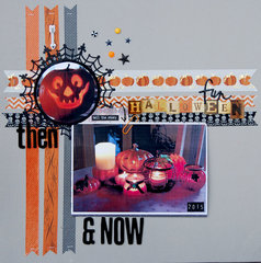 Halloween Fun Then and Now