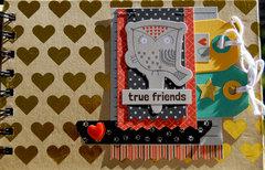 True Friends Mini Brag Book (cover)