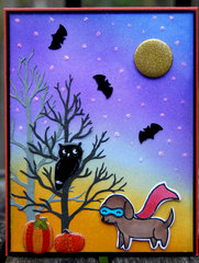 Halloween Card One