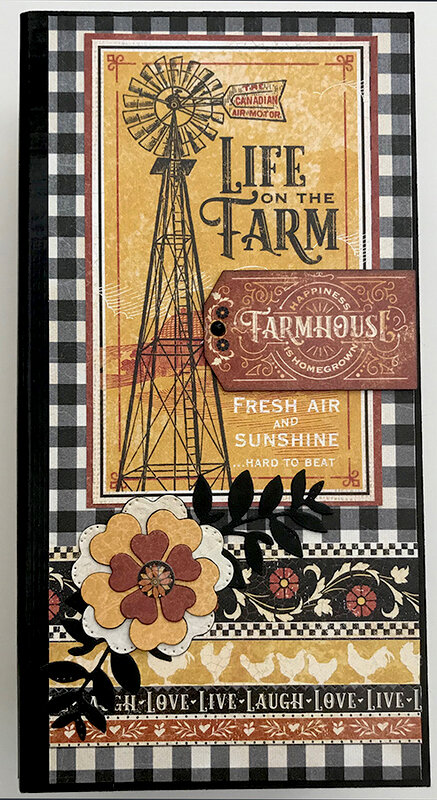 G45 Farmhouse Mini a la Ginger Ropp