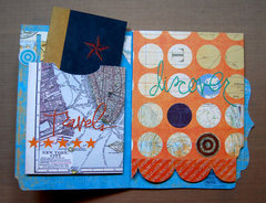 File Folder Mini Book -- Pages 5 & 6
