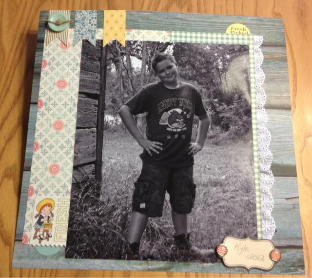 8X10 picture layouts