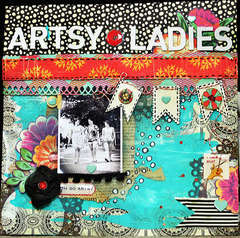 Artsy Ladies