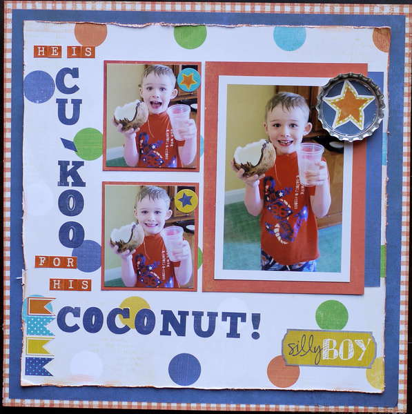 Cu-koo for Coconut