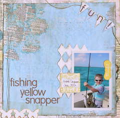 ~~Scraputante~~Fishing Yellow Snapper