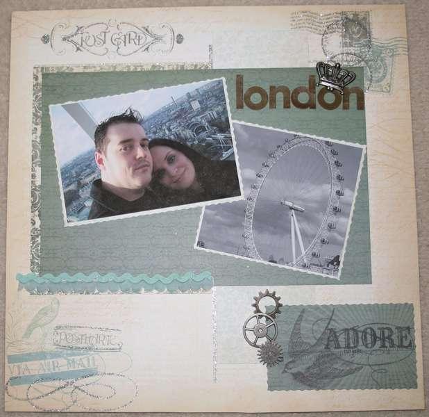 London 2009 - My Mind's Eye