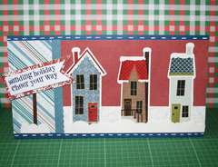 Christmas Cards Series 2011 - Cards For Neighbours 3
