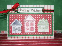 Christmas Cards Series 2011 - Cards For Neighbours 4