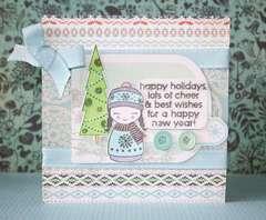 Christmas Card Series 2011 - Happy Holidays