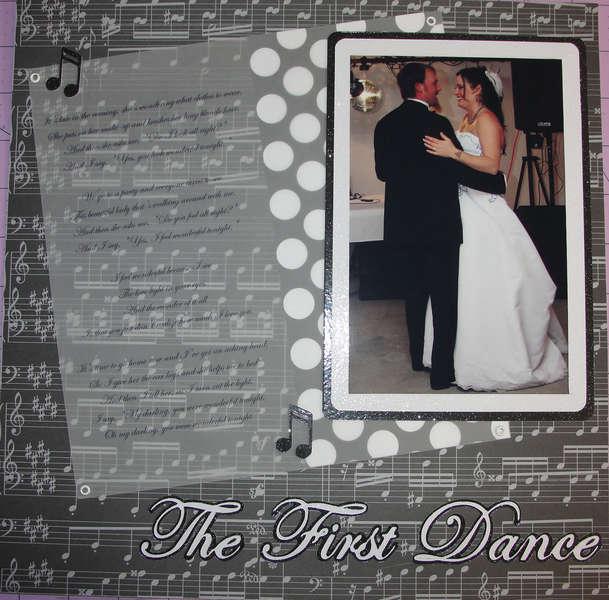 1st dance page 1