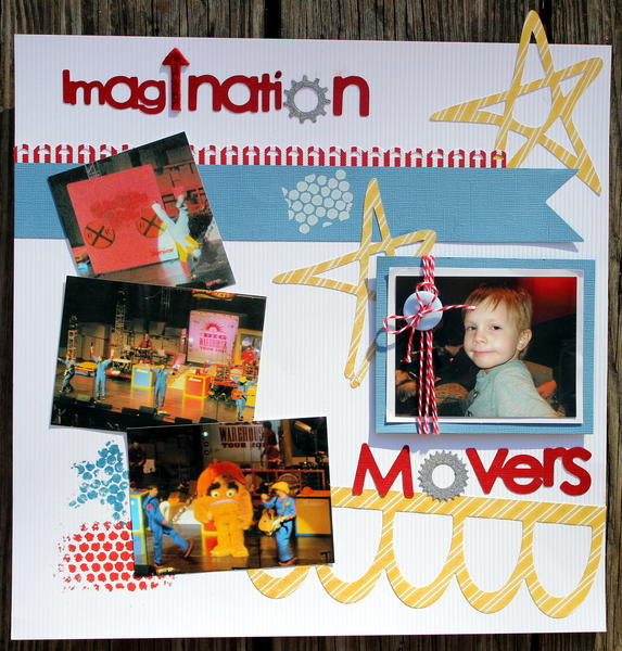 Imagination Movers Concert