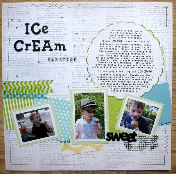 Ice Cream Heritage