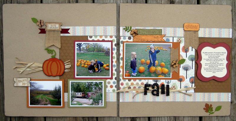 Fall Pumpkin Picking