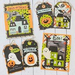 Simple Stories Spooky Nights
