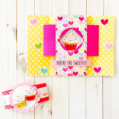 Made with Love Shutter Cards
