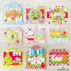Doodlebug MemoryDex Cards
