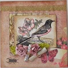 LaBlanche Watchful Bird