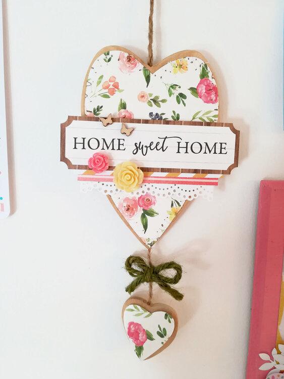 Home decor for spring