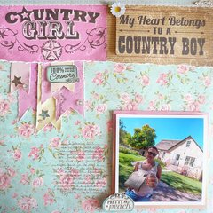 My heart belongs to a Country Boy