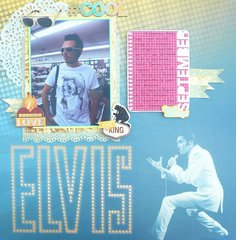 My #COOL Elvis