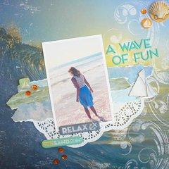 A wave of fun