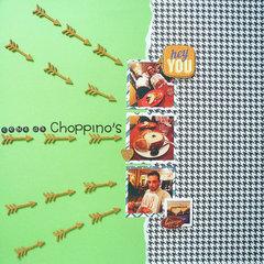 Cena da Choppino's